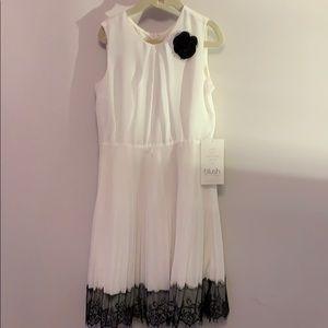 Blush by Us Angels, Dress 8, NWT, missing belt
